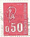 sellos de Europa - Francia -  Republica Francesa