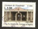 Sellos del Mundo : America : Honduras :  casa presidencial