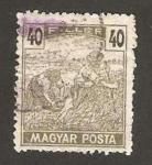 Stamps Hungary -  segadores
