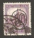 Stamps Hungary -  Catedral de San Mathias, Budapest