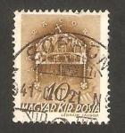 Stamps Hungary -  santa corona de Hungría