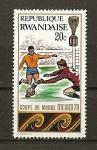Stamps Rwanda -