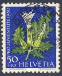 Sellos de Europa - Suiza -  Pro Juventute 1960