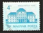 Stamps Hungary -  castillo kormend