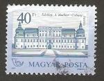 Stamps Hungary -  3123 - Castillo Edeleny