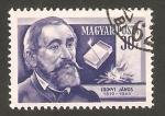 Stamps Hungary -  janos irinyi, químico