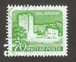 Stamps Hungary -  castillo nagyvazsony