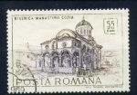 Stamps Europe - Romania -  monasterio cozia