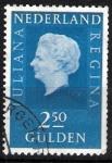 Sellos de Europa - Holanda -  Juliana Regina.