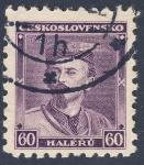 Stamps Europe - Czechoslovakia -  Miroslav Cyrs