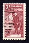 Stamps United States -  150 Aniversario de la Creación de la Academia de Bellas Artes de Pennsylvania