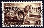 Stamps Switzerland -