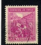 Stamps America - Chile -  Termas
