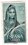 sellos de Europa - España -  Sáhara Español