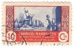 Sellos del Mundo : Europa : España : Marruecos Protectorado Español