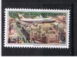 Sellos de Europa - España -  Edifil  2060  L  Aniversario del correo Aéreo