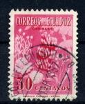 sellos de America - Ecuador -  bananas
