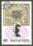 Stamps Hungary -  2372 - XXI juegos olímpicos de ajedrez, caballo