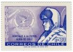 Sellos del Mundo : America : Chile : Homenaje Fuerza Aerea de Chile