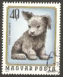 Sellos del Mundo : Europa : Hungría : 2404 - Animal doméstico, cachorro