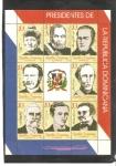 Stamps America - Dominican Republic -  Presidentes de Rep. Dominicana, Scott #1385