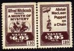 Sellos de America - Estados Unidos -  Alfred Hitchcock