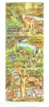 Stamps Mexico -  Bosque Templado