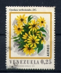 Stamps of the world : Venezuela :  oyedaea verbesinoides
