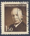 Sellos de Europa - Checoslovaquia -  Edvard Beneš