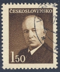 Stamps Czechoslovakia -  Edvard Beneš