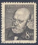 Stamps Czechoslovakia -  Alois Jirazek