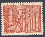 Stamps Europe - Czechoslovakia -  Kladno