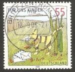 Sellos de Europa - Alemania -  cartas
