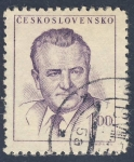 Stamps Europe - Czechoslovakia -  Klement Gottwald
