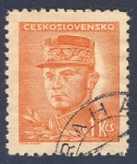 Stamps Europe - Czechoslovakia -  Milan Rastislav Štefánik