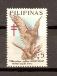 Sellos de Asia - Filipinas -  ÁGUILA