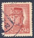 Stamps Czechoslovakia -  Milan Rastislav Štefánik