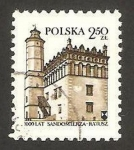 Sellos del Mundo : Europa : Polonia : 2516 - 1000 Anivº de la ciudad de Sandomierz