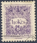 Stamps Czechoslovakia -  valor