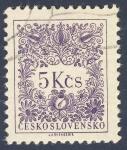 Stamps Czechoslovakia -  valor