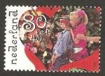 Sellos de Europa - Holanda -  día de los enamorados