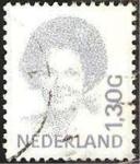 Stamps Netherlands -  1380 D - Reina Beatriz