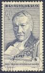 Stamps Czechoslovakia -  Pavol Orszagh Hviezdoslav 1849-1921