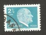 Stamps Turkey -  mustafa kehal ataturk