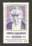 Stamps Turkey -  2699 - Mustafa Kehal Ataturk