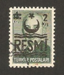 Stamps Turkey -  ismet  inonu, político