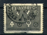 Stamps Europe - Sweden -  Ingenieria industrial