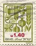 Stamps Italy -  ISRAEL