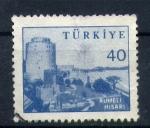 Stamps Asia - Turkey -  Rumei Hisari