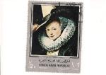 Stamps Yemen -  Rubens-Isabelle Brandt